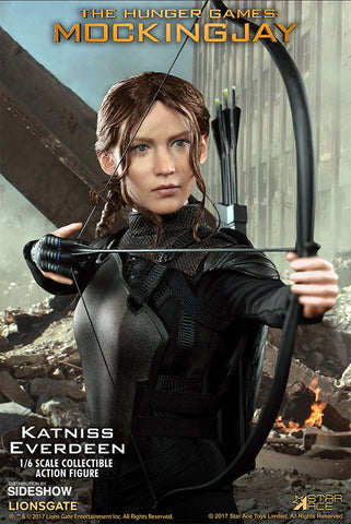 Star Ace Toys - The Hunger Games: Mockingjay - Katniss Everdeen (1/6 Scale) (Reissue)