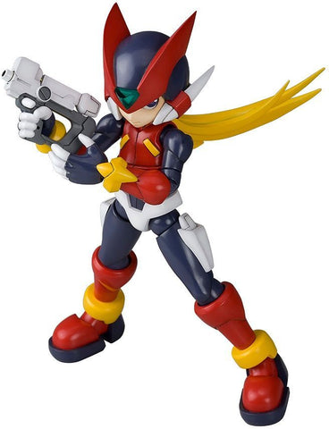 Kotobukiya - Rockman (Mega Man) Zero Model Kit (1/10 Scale) (Repackaged Ver.)