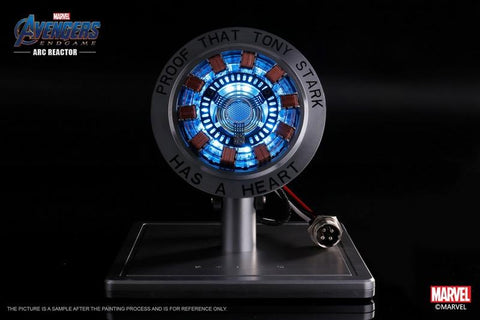 Killerbody - 1/1 Scale High End Replica - Avengers: Endgame - Tony Stark's Arc Reactor (Mark I)