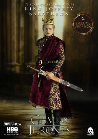 ThreeZero - Game of Thrones - King Joffrey Baratheon (Deluxe Ver.) (1/6 Scale)