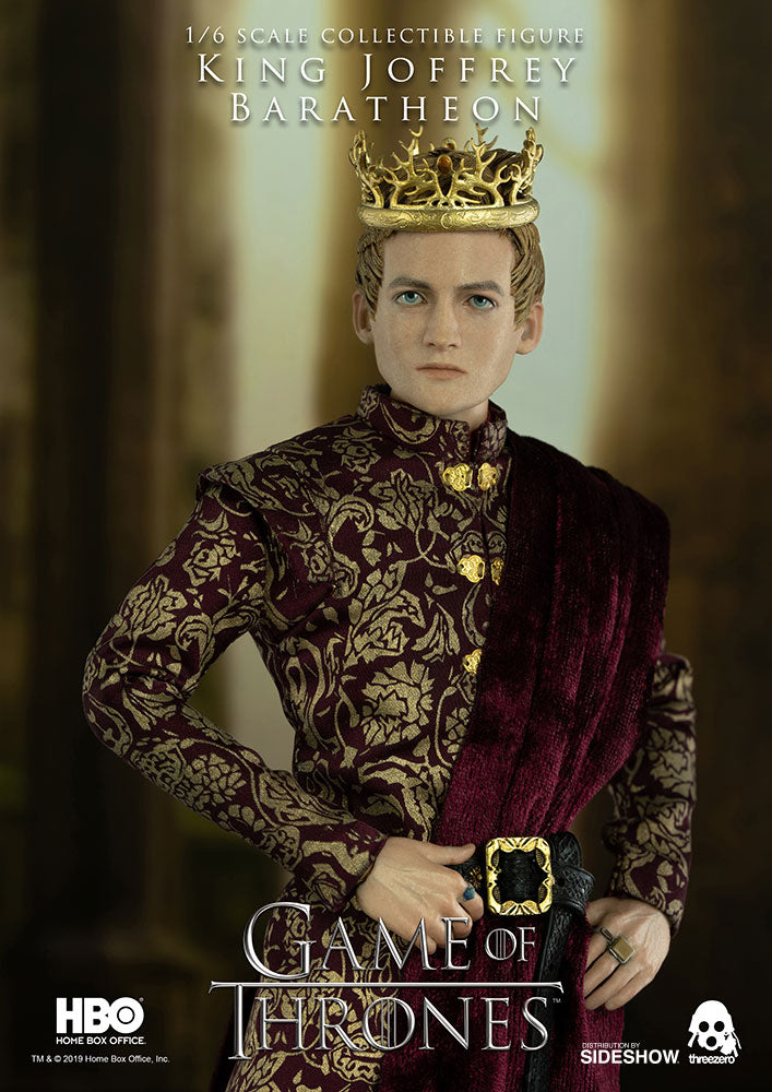 ThreeZero - Game of Thrones - King Joffrey Baratheon (1/6 Scale)