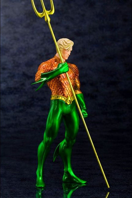 Kotobukiya - ARTFX+ - DC New 52 Aquaman Statue (1/10 Scale) - Marvelous Toys - 5