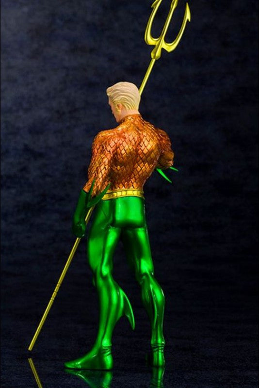 Kotobukiya - ARTFX+ - DC New 52 Aquaman Statue (1/10 Scale) - Marvelous Toys - 6