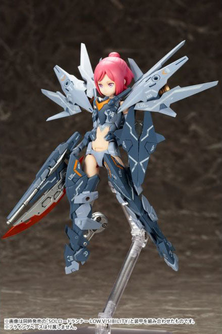 Kotobukiya - Megami Device - SOL Hornet Low Visibility Model Kit