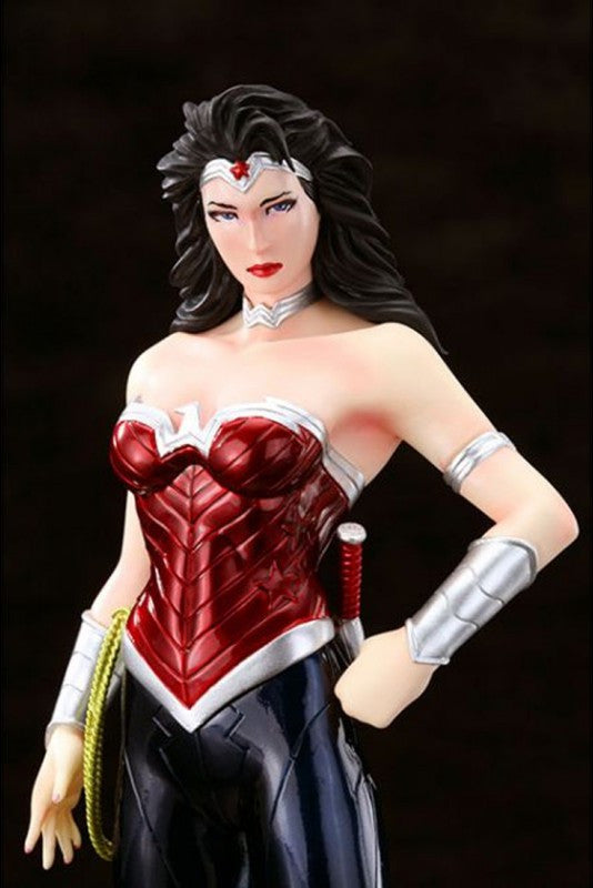 Kotobukiya - ARTFX+ - DC New 52 Wonder Woman Statue (1/10 Scale) - Marvelous Toys - 6
