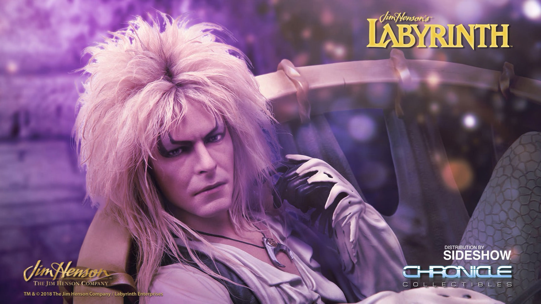 Chronicle Collectibles - Labyrinth - Jared on the Throne (1/4 Scale)