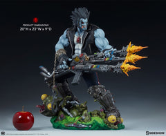 Sideshow Collectibles - DC Comics - Lobo Maquette