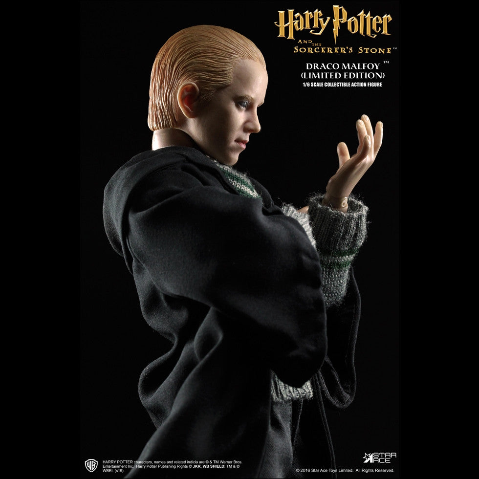 Star Ace Toys - SA0028 - Harry Potter And The Sorcerer's Stone - Draco Malfoy (Uniform) - Marvelous Toys - 3