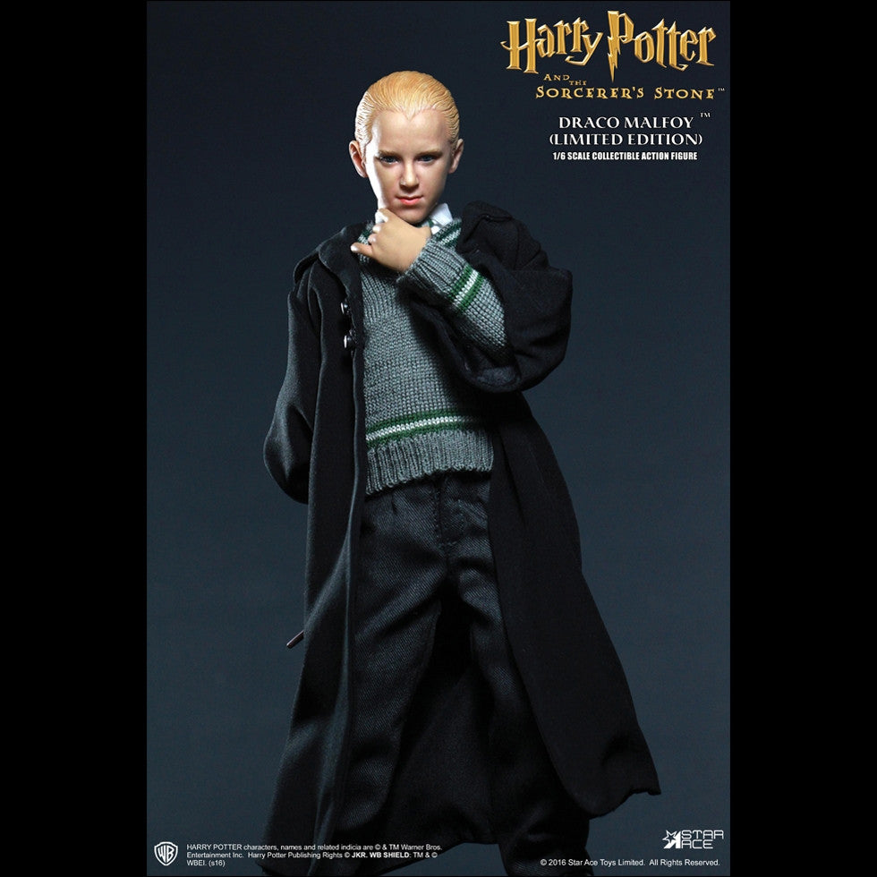 Star Ace Toys - SA0028 - Harry Potter And The Sorcerer's Stone - Draco Malfoy (Uniform) - Marvelous Toys - 2
