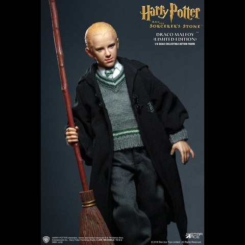 Star Ace Toys - SA0028 - Harry Potter And The Sorcerer's Stone - Draco Malfoy (Uniform) - Marvelous Toys - 1
