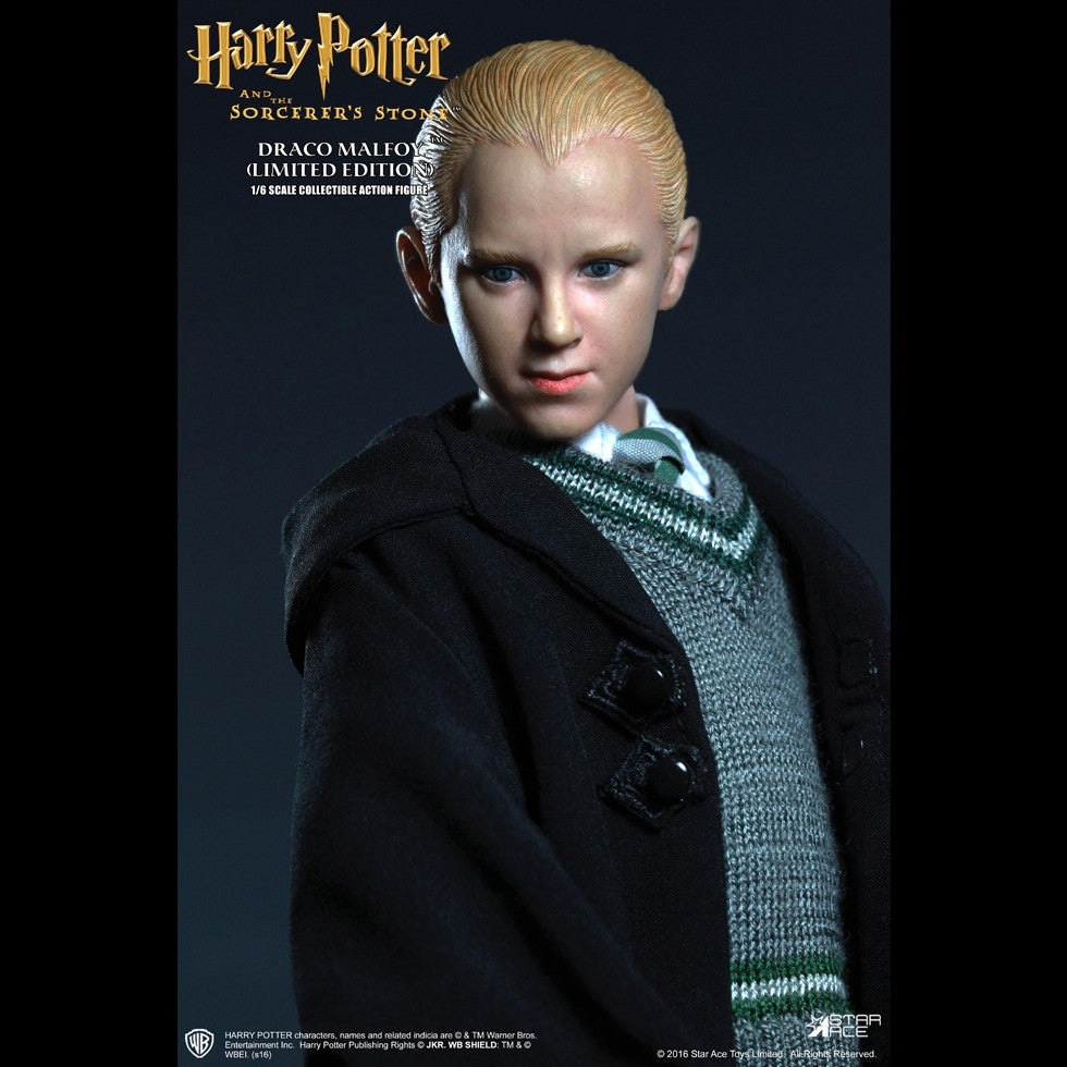 Star Ace Toys - SA0028 - Harry Potter And The Sorcerer's Stone - Draco Malfoy (Uniform) - Marvelous Toys - 6