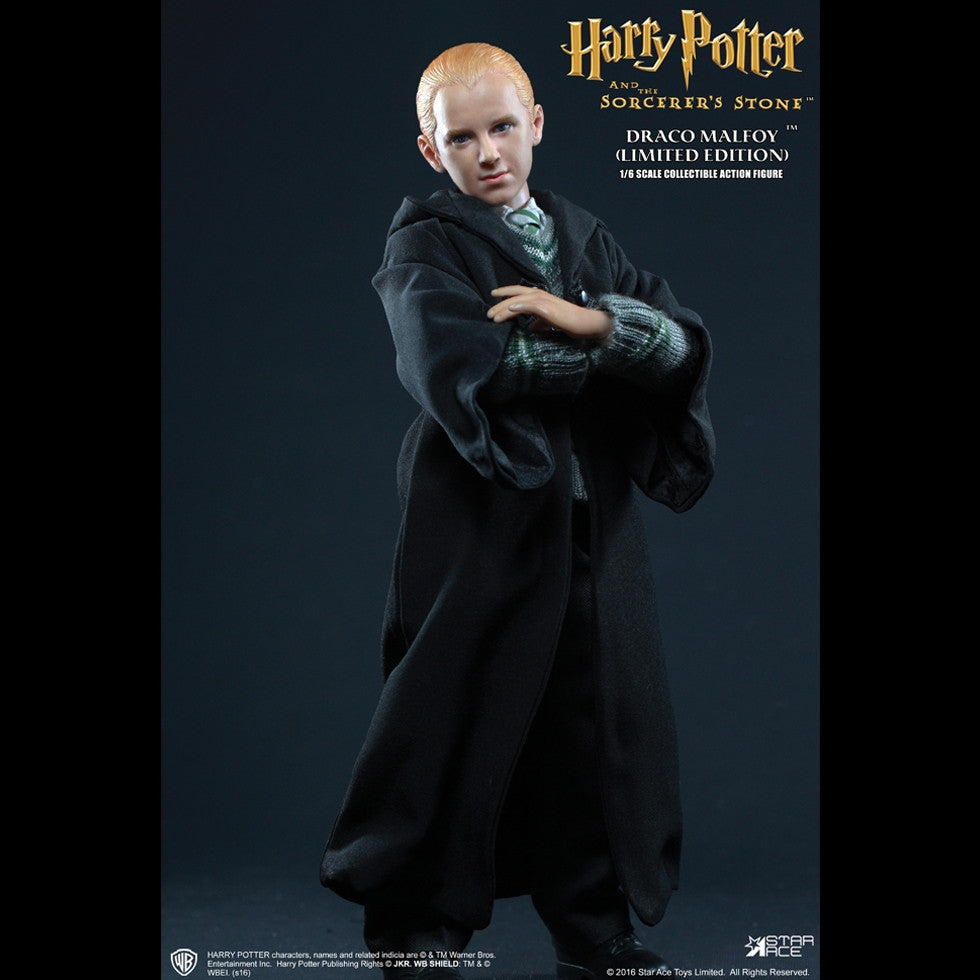 Star Ace Toys - SA0028 - Harry Potter And The Sorcerer's Stone - Draco Malfoy (Uniform) - Marvelous Toys - 7