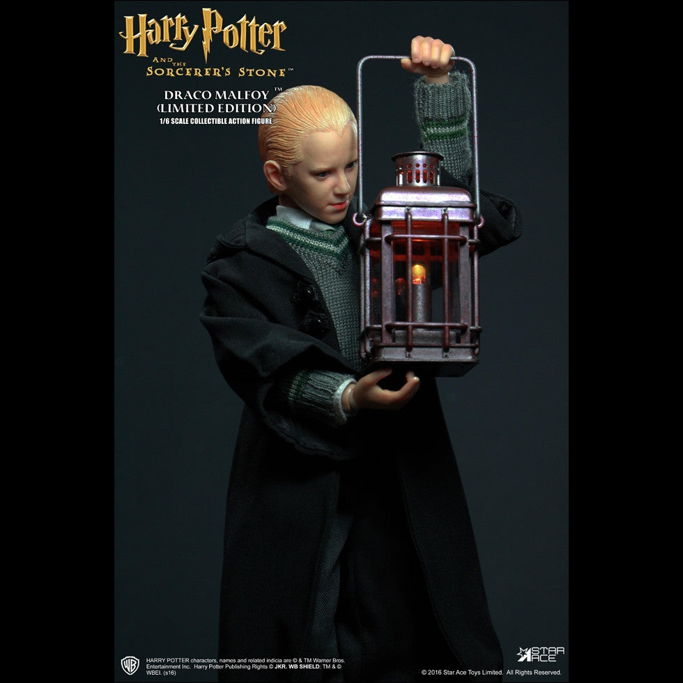 Star Ace Toys - SA0028 - Harry Potter And The Sorcerer's Stone - Draco Malfoy (Uniform) - Marvelous Toys - 8