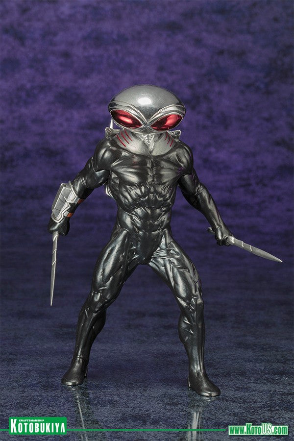 Kotobukiya - ARTFX+ - DC Universe: Forever Villains - Black Manta (New 52 Version) (1/10 Scale) - Marvelous Toys - 1