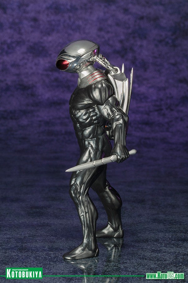 Kotobukiya - ARTFX+ - DC Universe: Forever Villains - Black Manta (New 52 Version) (1/10 Scale) - Marvelous Toys - 3