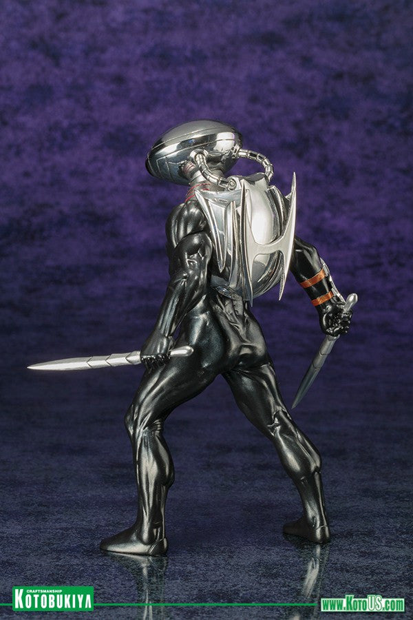 Kotobukiya - ARTFX+ - DC Universe: Forever Villains - Black Manta (New 52 Version) (1/10 Scale) - Marvelous Toys - 4