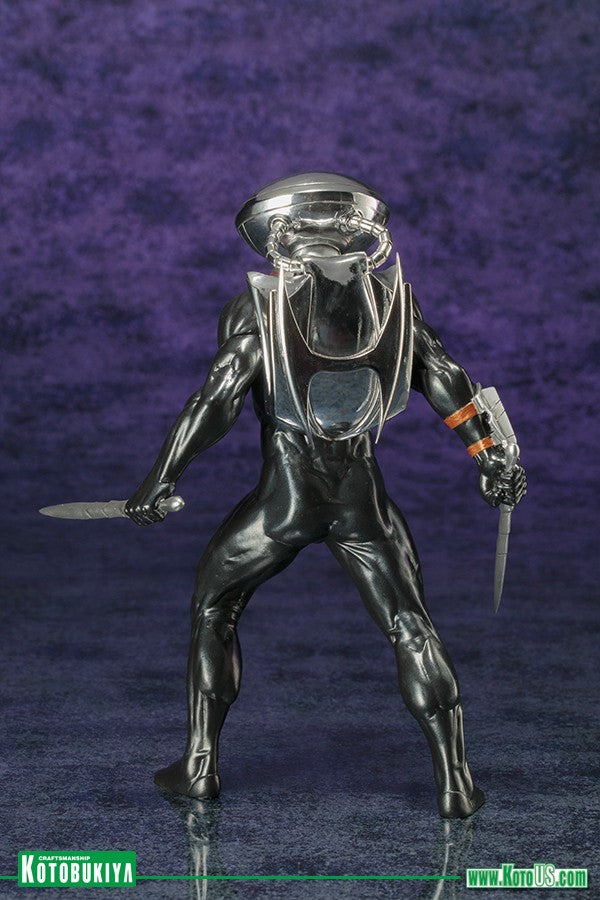 Kotobukiya - ARTFX+ - DC Universe: Forever Villains - Black Manta (New 52 Version) (1/10 Scale) - Marvelous Toys - 5