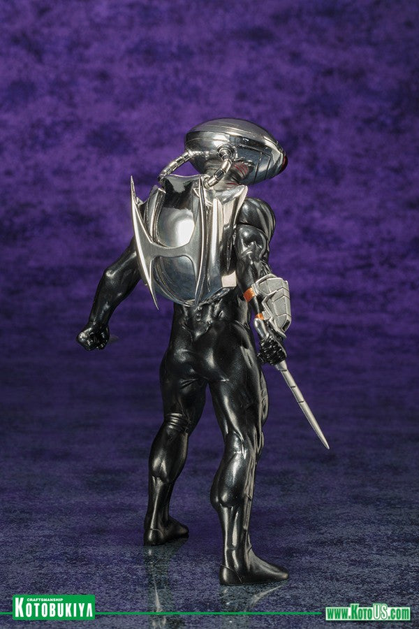 Kotobukiya - ARTFX+ - DC Universe: Forever Villains - Black Manta (New 52 Version) (1/10 Scale) - Marvelous Toys - 6