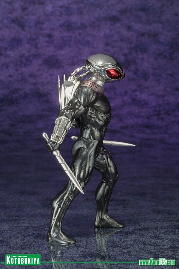 Kotobukiya - ARTFX+ - DC Universe: Forever Villains - Black Manta (New 52 Version) (1/10 Scale) - Marvelous Toys - 7
