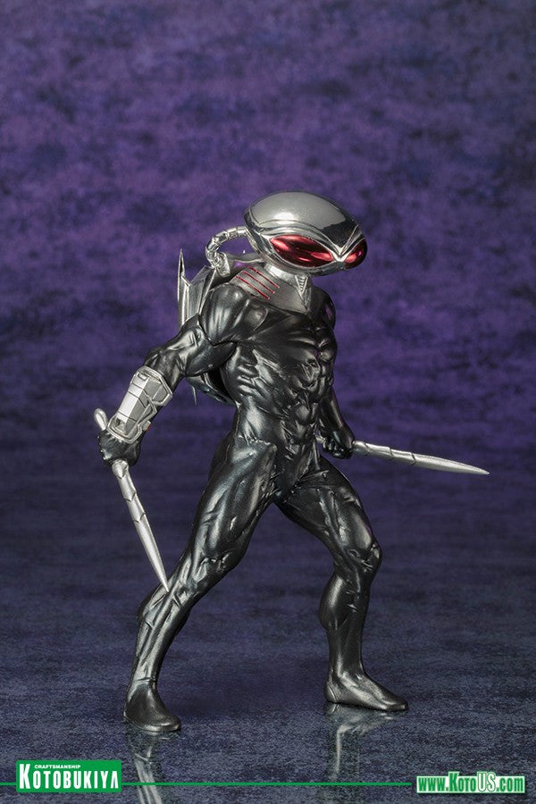 Kotobukiya - ARTFX+ - DC Universe: Forever Villains - Black Manta (New 52 Version) (1/10 Scale) - Marvelous Toys - 8