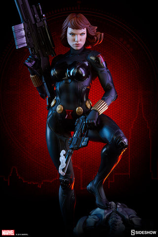 Sideshow Collectibles - Premium Format Figure - Marvel - Black Widow
