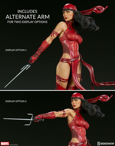 Sideshow Collectibles - Premium Format Figure - Marvel - Elektra