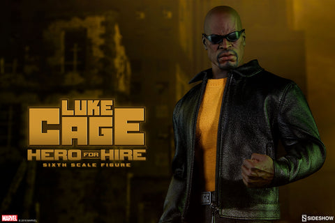 Sideshow Collectibles - Sixth Scale Figure - Marvel - Luke Cage