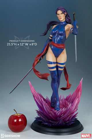 Sideshow Collectibles - Premium Format Figure - Marvel - Psylocke