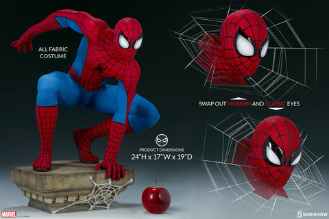 Sideshow Collectibles - Legendary Scale Figure - Marvel - Spider-Man