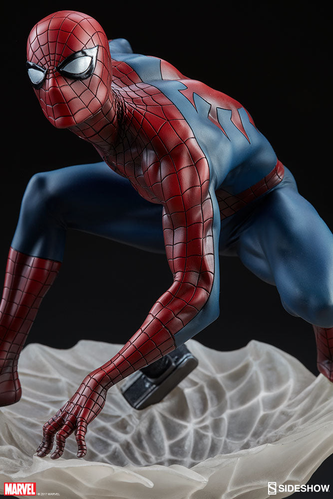 Sideshow Collectibles - Mark Brooks Artist Series - Spider-Man