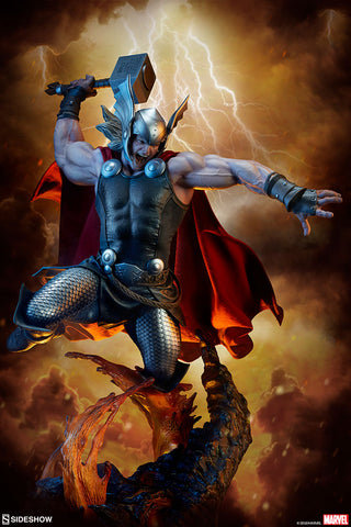 Sideshow Collectibles - Premium Format Figure - Marvel - Thor: Breaker of Brimstone