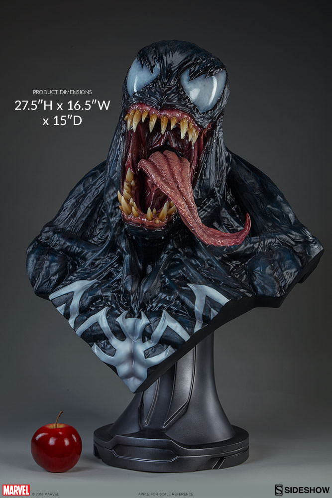 Sideshow Collectibles - Life-Size Bust - Marvel - Venom