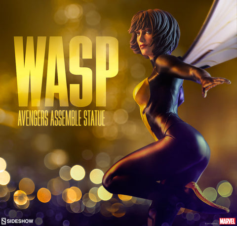 Sideshow Collectibles - Avengers Assemble - Wasp Statue