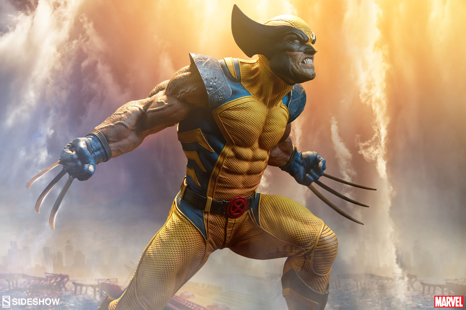Sideshow Collectibles - Premium Format Figure - Wolverine