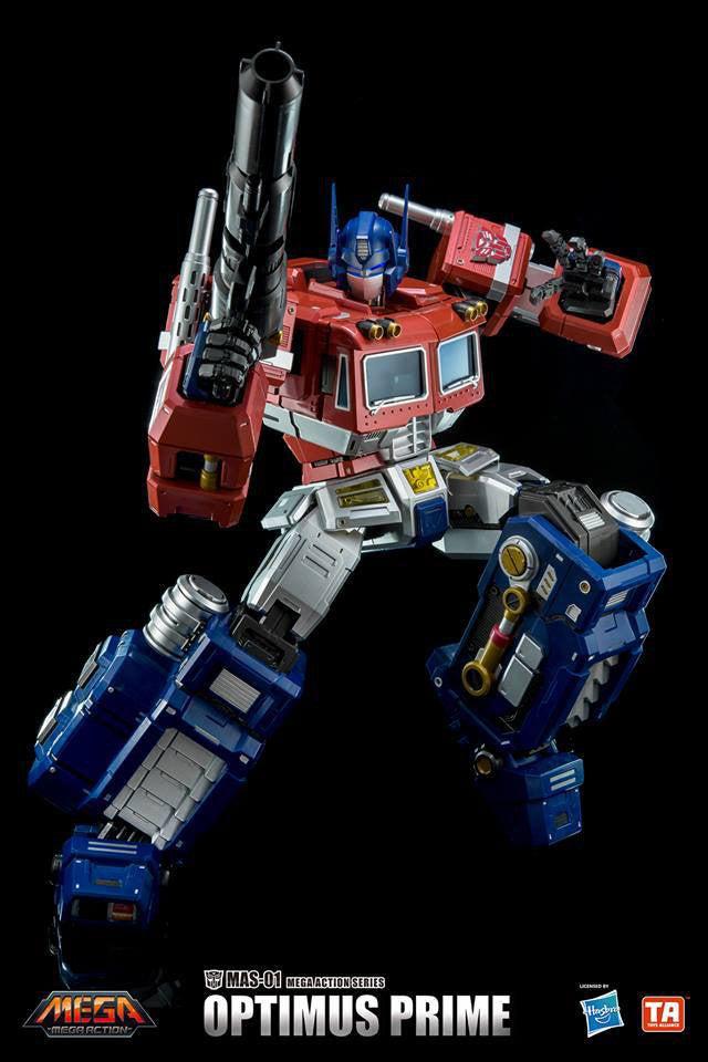 Toys Alliance - Mega Action Series MAS-01 - Transformers - Optimus Prime
