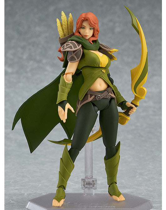 Figma - SP-070 - Dota 2 - Windranger - Marvelous Toys - 2