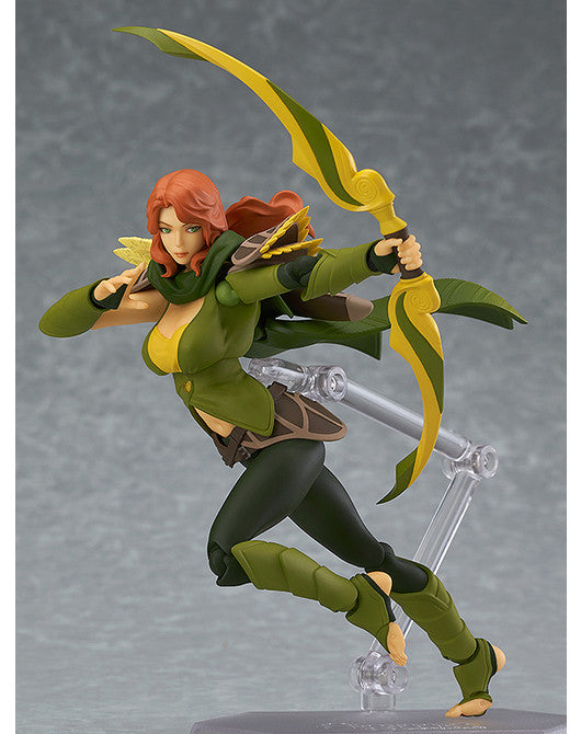 Figma - SP-070 - Dota 2 - Windranger - Marvelous Toys - 1