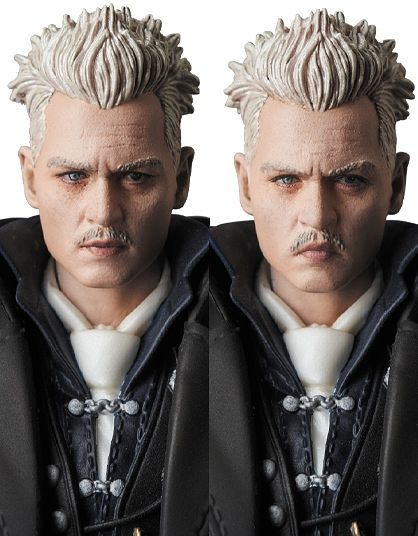 Medicom - MAFEX No. 116 - Fantastic Beasts: The Crimes of Grindelwald - Gellert Grindelwald (1/12 Scale)