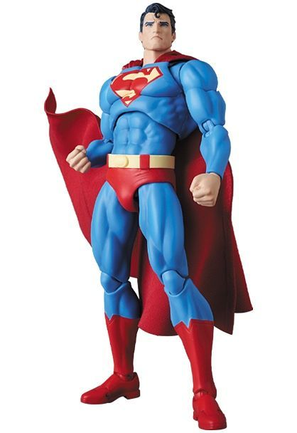 Medicom - MAFEX No. 117 - DC Comics - Batman: Hush - Superman (1/12 Scale)