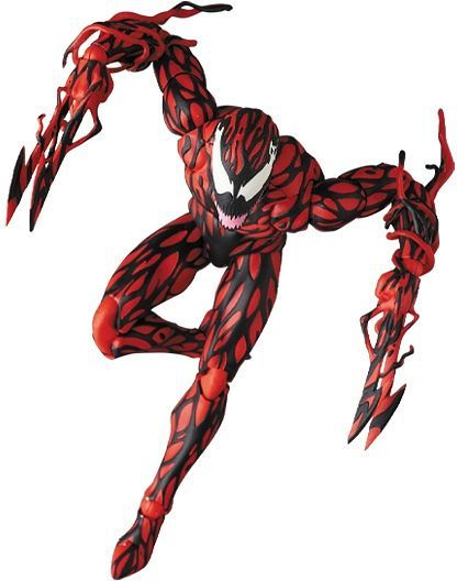 Medicom - MAFEX No. 118 - Marvel - Carnage (Comic Ver.) (1/12 Scale)