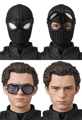 Medicom - MAFEX No. 124 - Marvel - Spider-Man: Far From Home - Spider-Man Stealth Suit