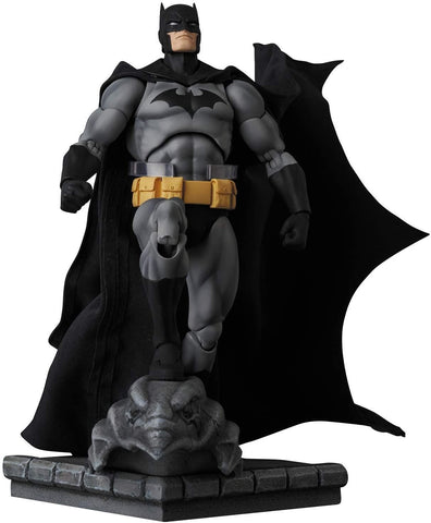 Medicom - MAFEX No. 126 - DC Comics - Batman: Hush - Batman (Black Ver.)