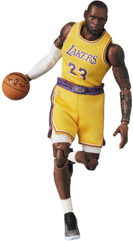 Medicom - MAFEX No. 127 - NBA - Los Angelas Lakers - LeBron James