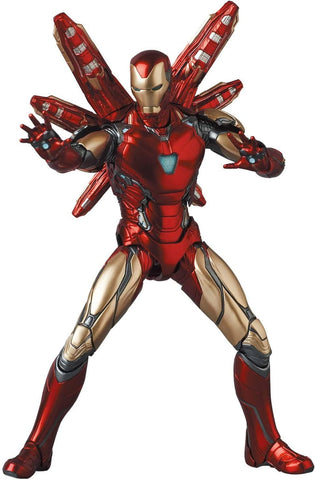 Medicom - MAFEX No. 136 - Avengers: Endgame - Iron Man Mark 85