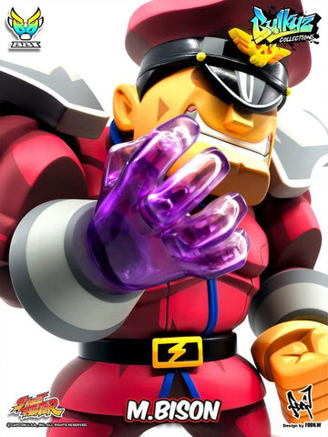 Bigboystoys - Bulkyz Collection - Street Fighter - M. Bison
