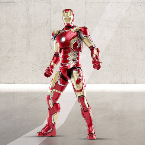 Comicave Studios - Omni Class: 1/12 Scale Iron Man Mark XLIII - Marvelous Toys - 2