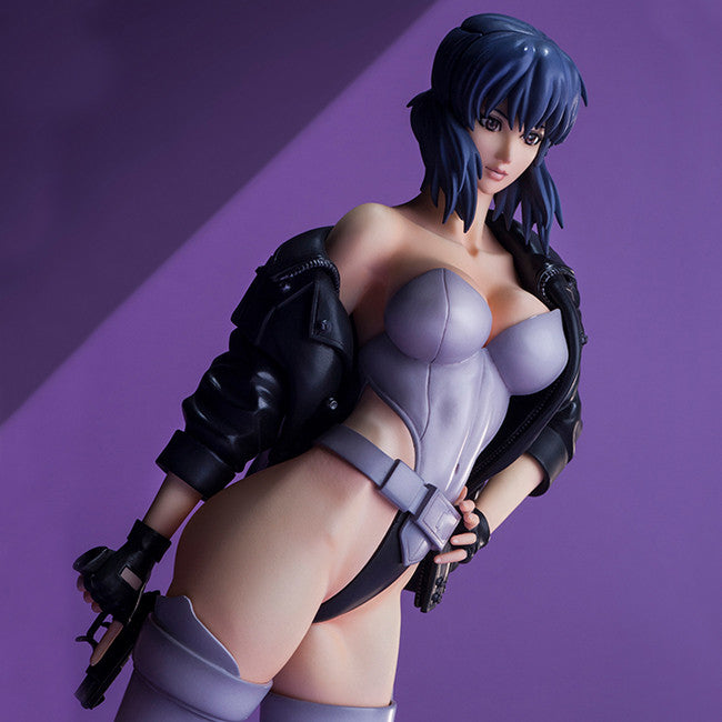 Hdge technical staute No.6 - Ghost in the Shell: Stand Alone Complex - Major Motoko Kusanagi (Reissue)