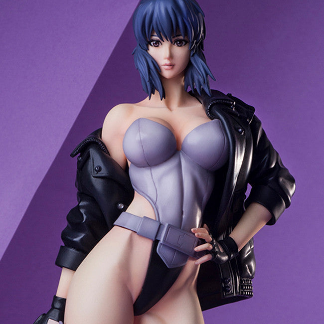 Hdge technical staute No.6 - Ghost in the Shell: Stand Alone Complex - Major Motoko Kusanagi EX (Reissue)
