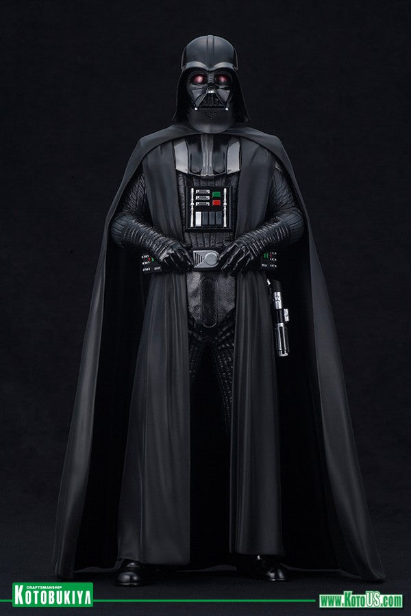 Kotobukiya - A New Hope - ARTFX+ Darth Vader Statue - Marvelous Toys - 1