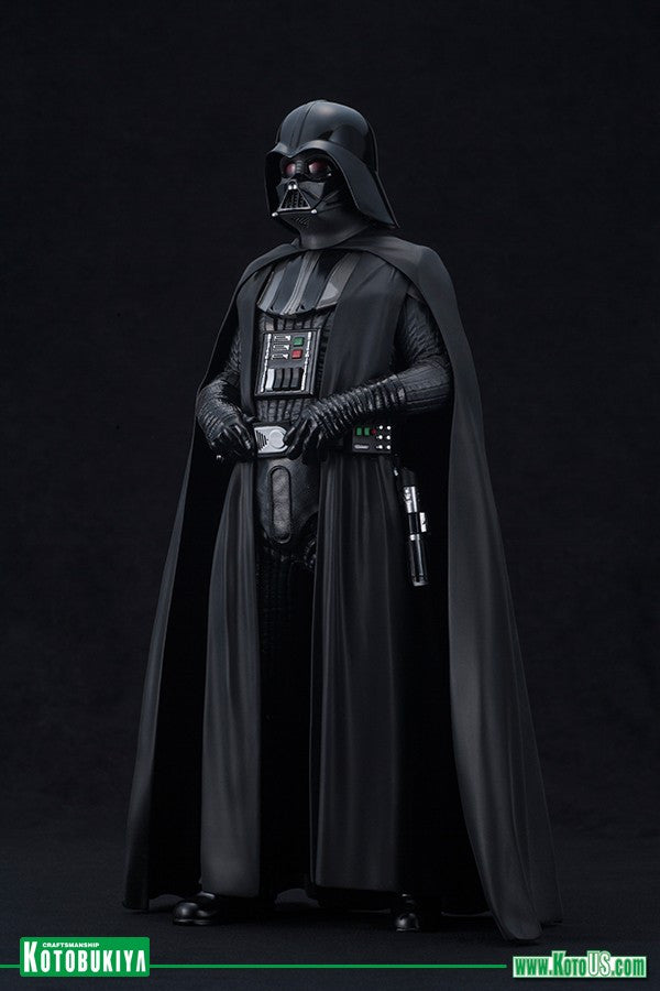 Kotobukiya - A New Hope - ARTFX+ Darth Vader Statue - Marvelous Toys - 3
